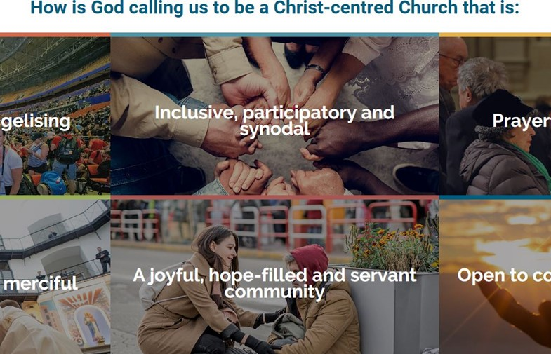 Announcement of national themes for discernment opens next phase for plenary council  IMAGE