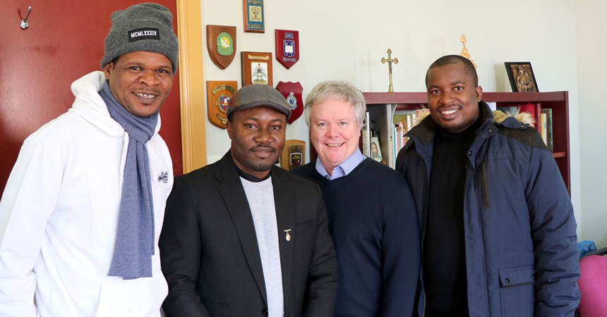 New clergy welcomed to the Diocese IMAGE