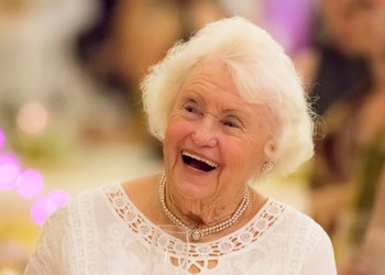 Honouring a long life of love and laughter IMAGE