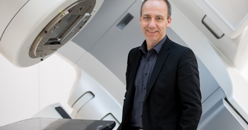 Putting breast cancer patients at the heart of treatment IMAGE