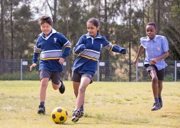 Physical Wellbeing - More than just sport at St Joseph's IMAGE