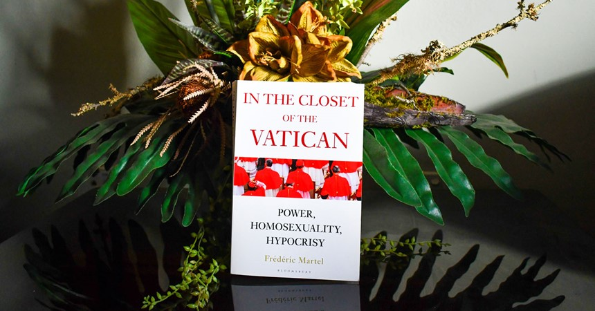 In the Closet of the Vatican: Power, Homosexuality, Hypocrisy IMAGE