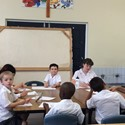 Artist in residence at St Columban's Mayfield Image