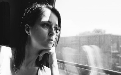 The Girl on the Train IMAGE