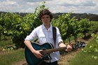 Finnian sings his way to Gympie