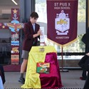 St Pius X Adamstown official library opening Image