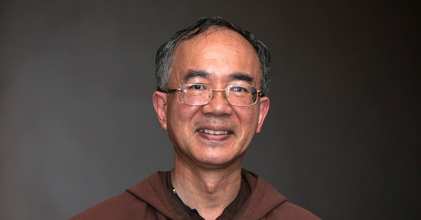 Pope Francis appoints Fr Gregory Homeming O.C.D. as sixth Bishop of Lismore IMAGE