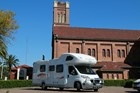 GLOBAL PULSE Letter from Rome: Motorhome Missionary of Mercy