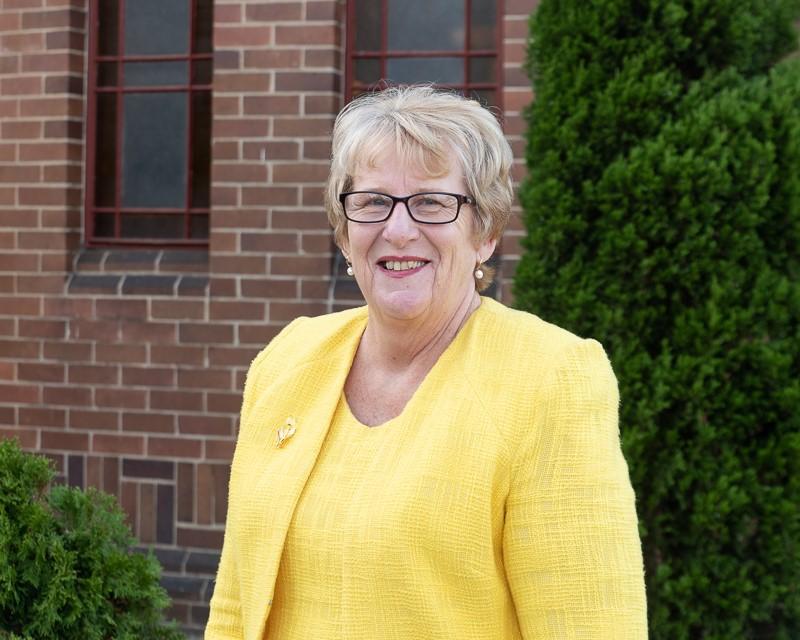 Women in Leadership: Trish Hales   Image