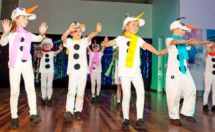 Image:St Michael's presents a Disney Dance Spectacular