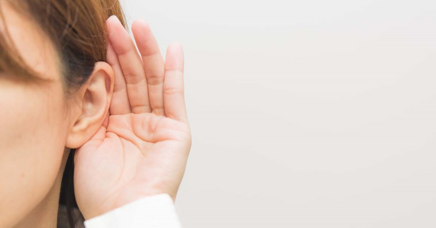 Listen and discern IMAGE