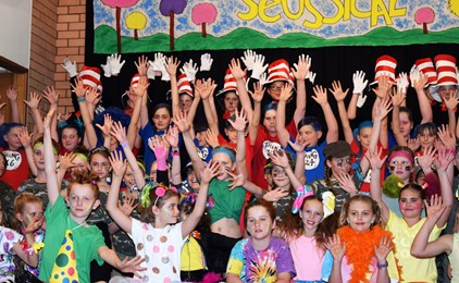 Image:Holy Spirit presents… Seussical the Musical