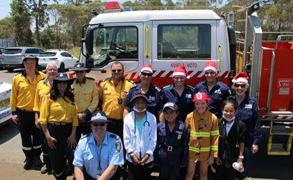 Image:Fundraiser for Rural Fire Service