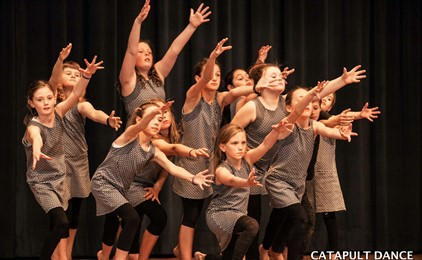 St Catherine's College perform On-Site film project   Image