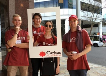 Promoting a fairer world with Caritas IMAGE