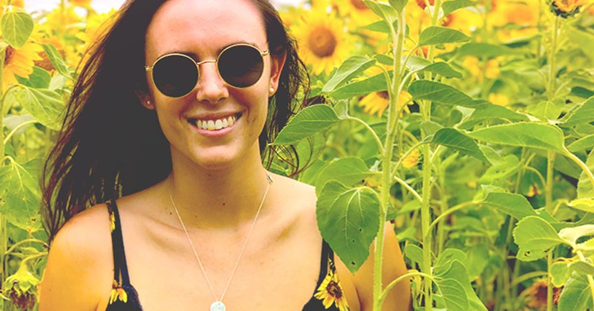 Sunflowers For Jess fundraising campaign builds for quadriplegic former lifesaver IMAGE