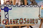 'CraneOsaurus' wins St Joseph's a close second