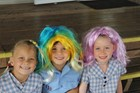 Crazy Hair Day - Coins for Cambodia