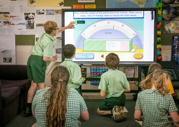 A 21st century education - the importance of ICT in the classroom IMAGE