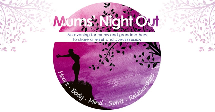 You're invited to Mums' Night Out IMAGE