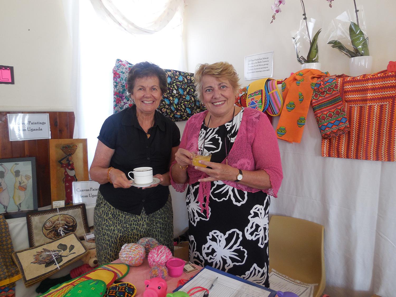 Parish has high hopes for high tea