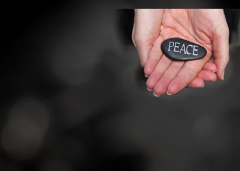 A call for peace on Hiroshima Day IMAGE