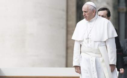 Pope Francis approves new law to protect minors and vulnerable adults IMAGE