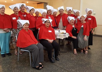 Mater Nurses 70th reunion IMAGE