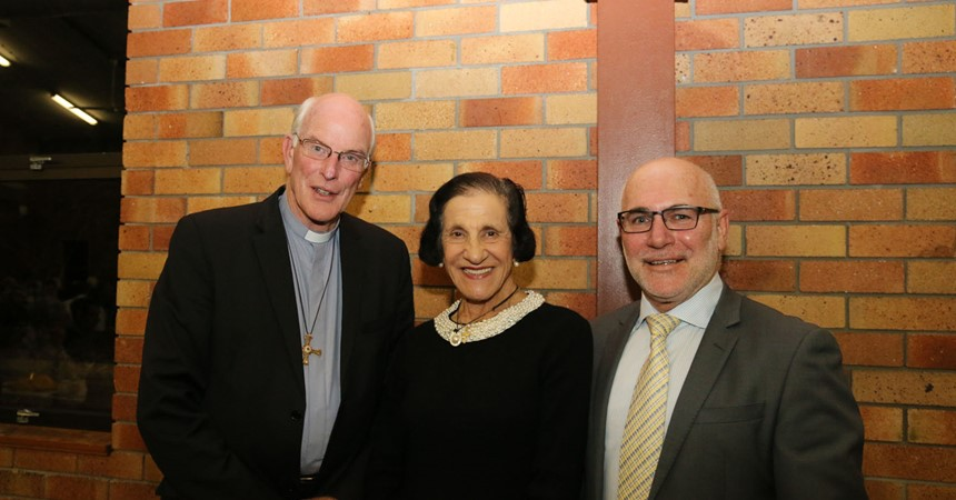 Dame Marie Bashir graces TWEC Dinner IMAGE