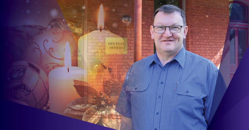 Vicar General's Christmas Message IMAGE