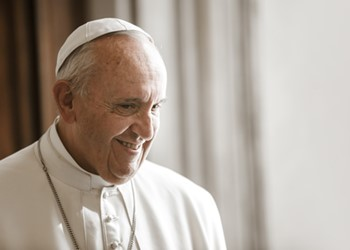 Bishop Bill to meet Pope Francis IMAGE