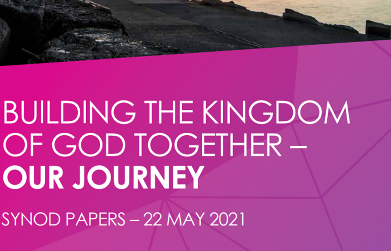 Synod Session Two | Papers Now Available IMAGE