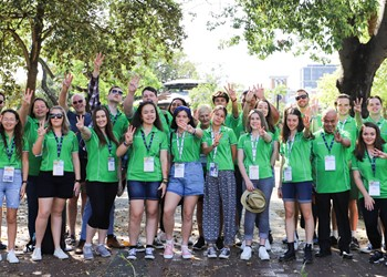 Maitland-Newcastle heads to ACYF: Day 6 (Festival Day 3) IMAGE