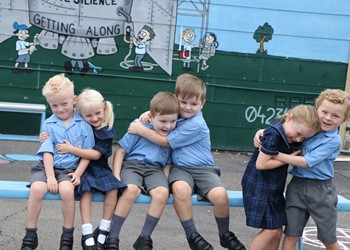 KINDY STARTERS 2017: Seeing doubles (or rather triples) at Abermain  IMAGE
