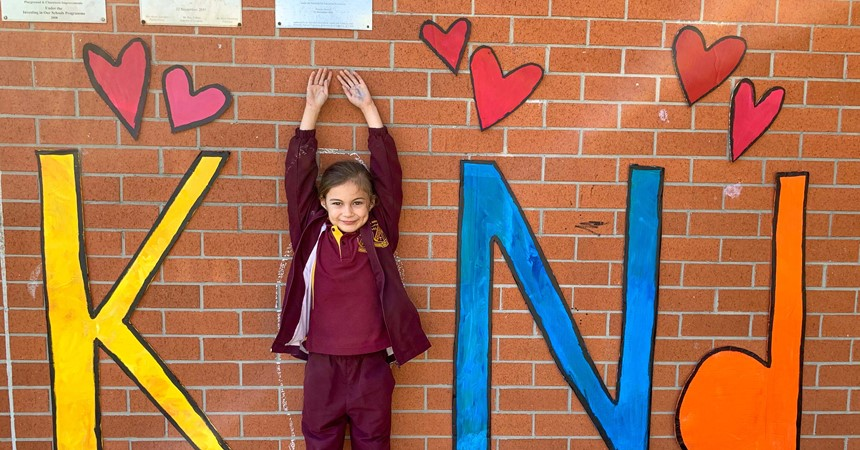 Wellbeing Week at Holy Name Forster IMAGE