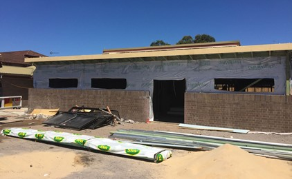 GALLERY: Progress Photos - Newcastle West Early Education IMAGE