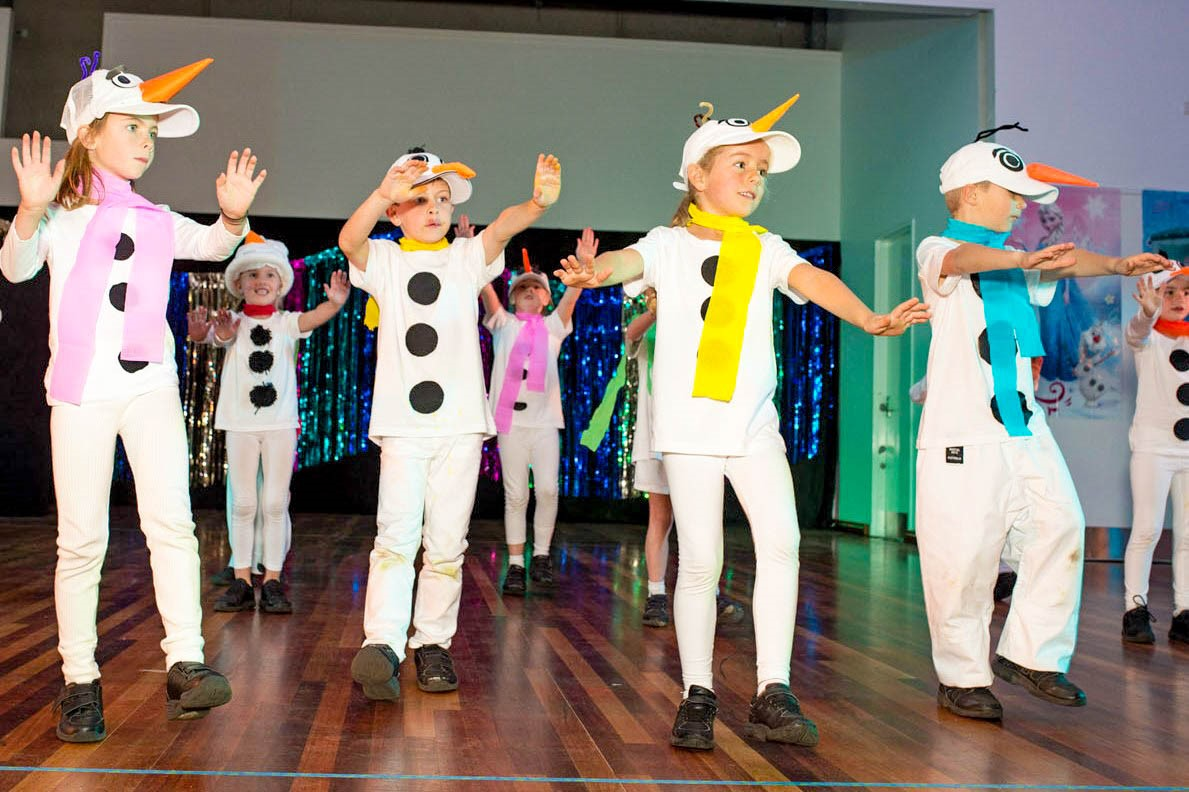 Image:St Michael's presents a Disney Dance Spectacular