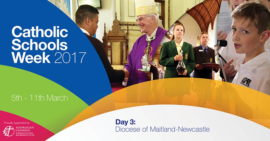 Catholic Schools Week Mass 2017  IMAGE