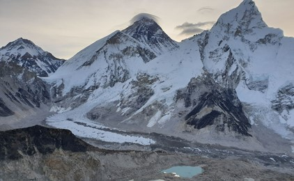 Everest Base Camp IMAGE