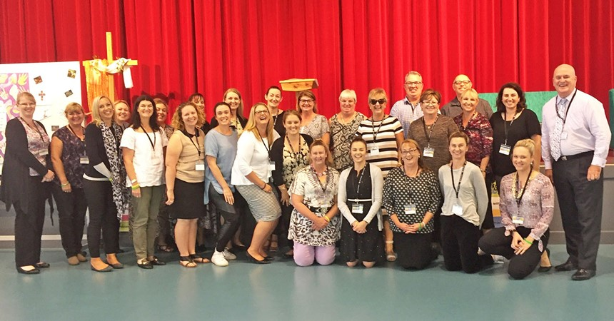 Schools across Australia attend the National Making Jesus Real Conference IMAGE