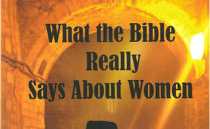 What the Bible Really Says About Women: Book Review IMAGE