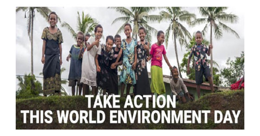 Take Action This World Environment Day IMAGE