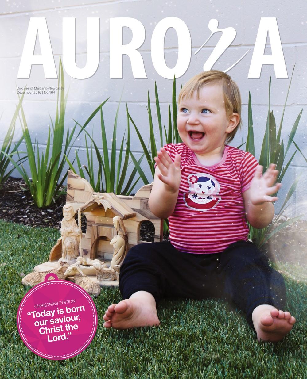 Aurora December 2016 Cover Image