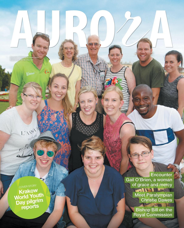 Aurora September 2016 Cover Image