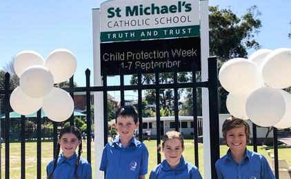 Image:Child Protection Week across the Diocese