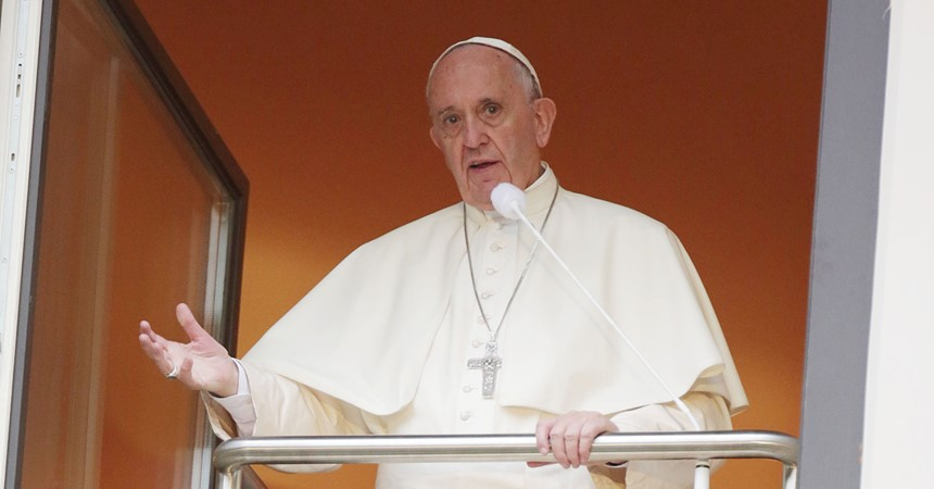 Death is an unfortunate eventuality that affects everyone, Pope Francis counsels  IMAGE
