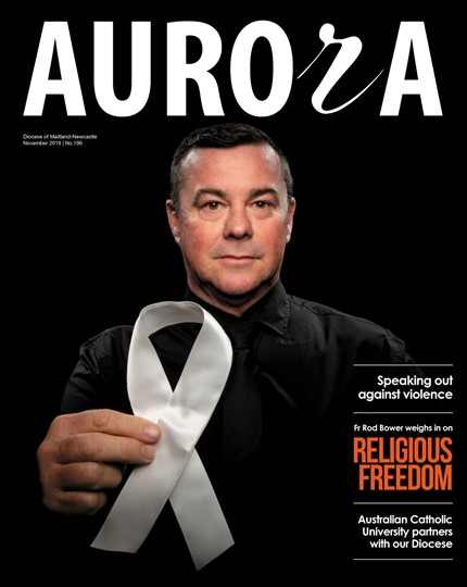 Aurora Magazine November 2019 Cover