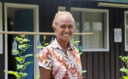 Project Compassion Week 2: Margaret from Solomon Islands IMAGE
