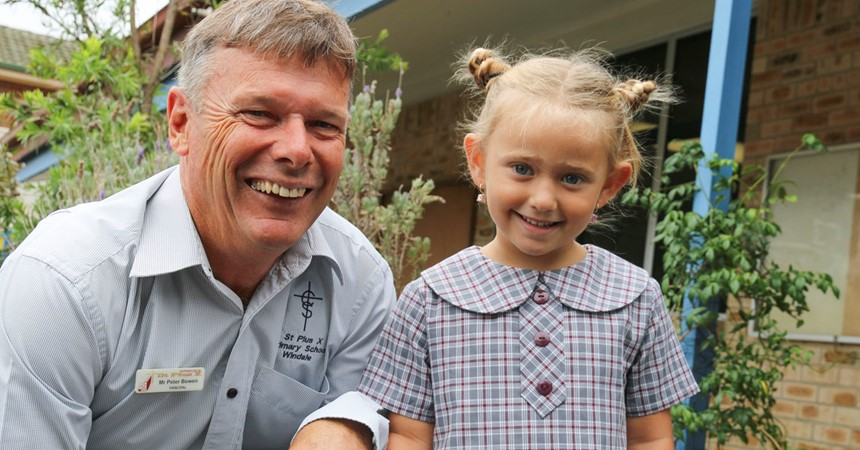 KINDY STARTERS 2018: WINDALE IMAGE