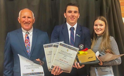 Image:Local Maitland AECG Pathways Awards